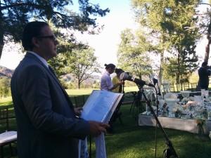 performing wedding-aghd
