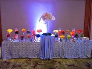 wedding fruit station 5
